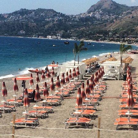 Case Borgo Vacanze: Spiaggia di Letojanni