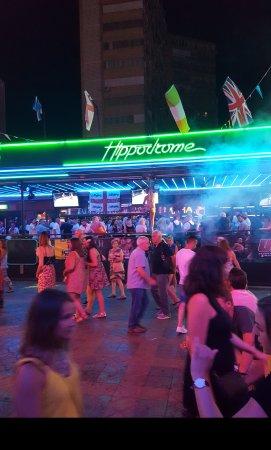 Hippodrome: Disco night.