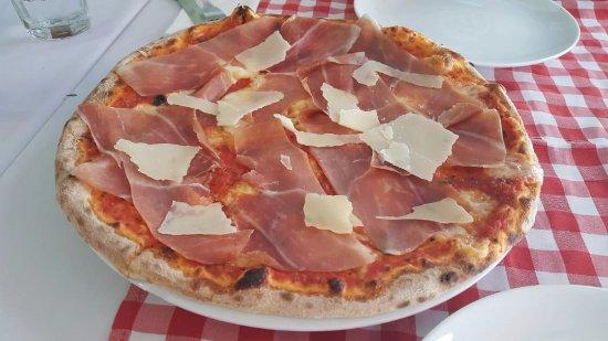 Appetito Trattoria: Pizza