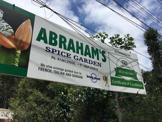 Abraham's Spice Garden: photo0.jpg