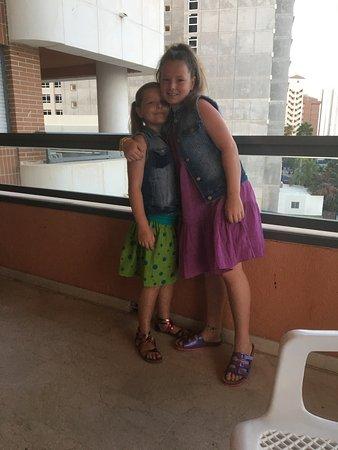 Buenavista: Hotel balcony
