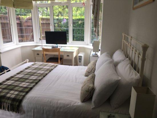 Highworth, UK: Green Room