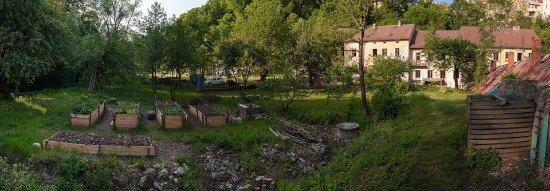 Tabor, جمهورية التشيك: Garden