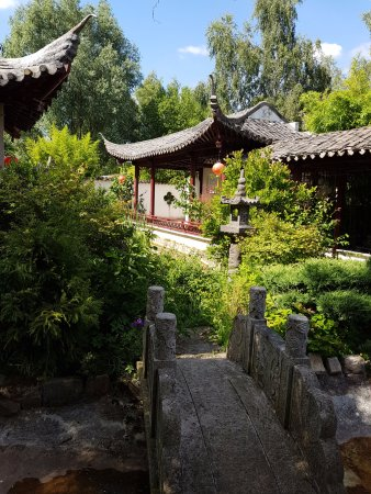 Jardin chinois de yili rambouillet 2018 ce qu 39 il for Jardin chinois yvelines