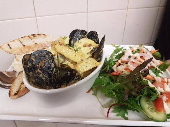 Mornington, Australia: Seafood Hot Pot
