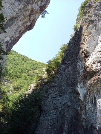 Apecchio, Italia: Pareti per arrampicare