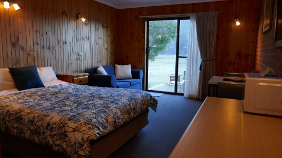 Kookaburra Motor Lodge: 部屋の中