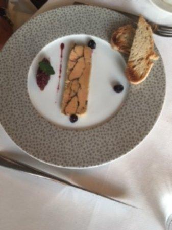Le Vilargene : Foie gras was ok