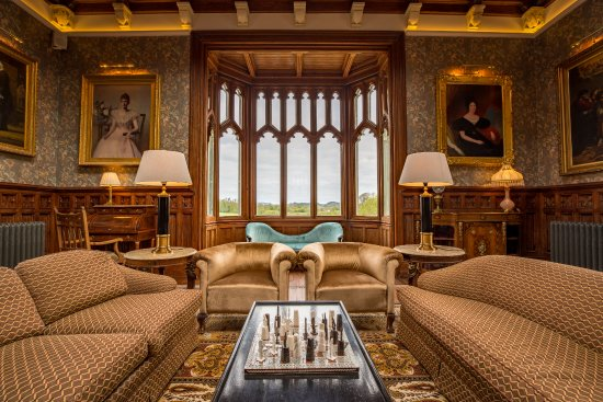 Collooney, Irlanda: Billiard Room