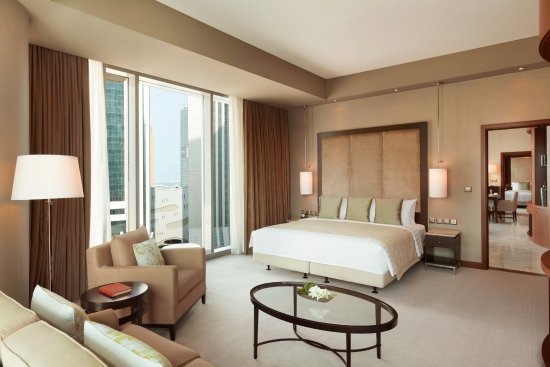 Shangri La Hotel Doha Deluxe Two Bedroom Apartment Picture Of