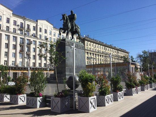 Tberskaya Square (Ploschadi Tberskaya)