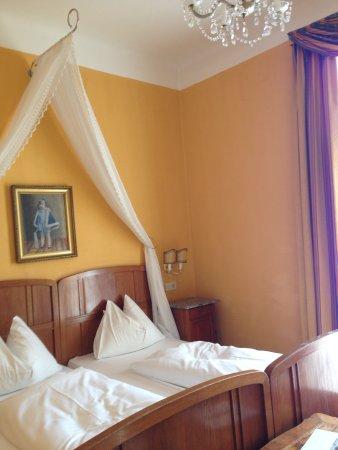 Villa Excelsior Hotel & Kurhaus: Schlafzimmer