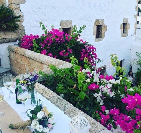 Odyssia lindos wedding