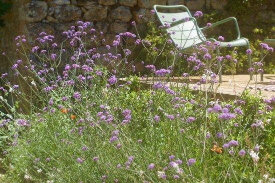 Domme, Fransa: Le jardin