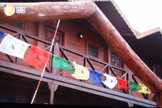 Agva Himalaya Motel: İz Tv'de Ağva da Bahar programındaydık.