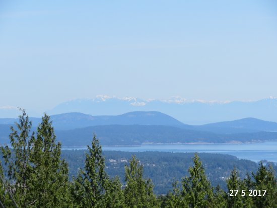 North Saanich, Canada: The viewpoint