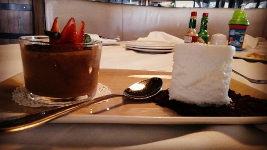 the baron: Chocolate mousse