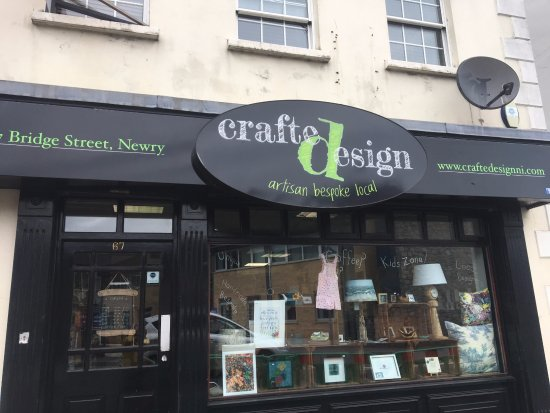Newry, UK: Artisan, bespoke and local - all handmade products by local designer makers