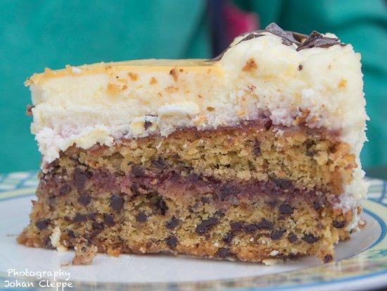 Kniebis, ألمانيا: taart !
