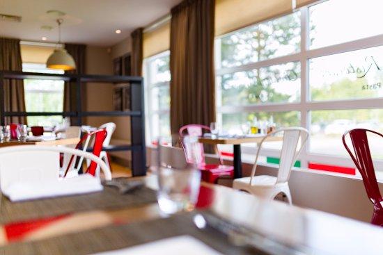 Macdonald Morlich Hotel at Macdonald Aviemore Resort: Giovannis Italian Ristorante