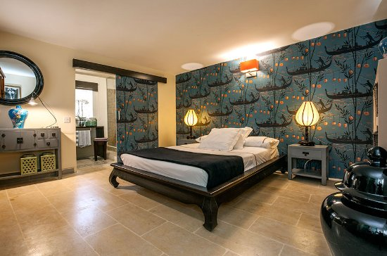 Munxar, Malta: Our Shanghai Suite is perfect for couples wanting a romantic retreat