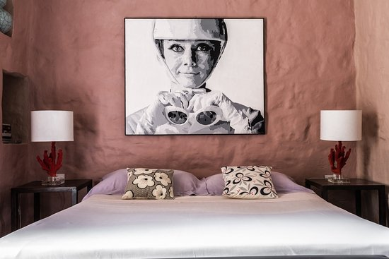 Munxar, Malta: Each of our rooms has a curated design theme with art from around the world