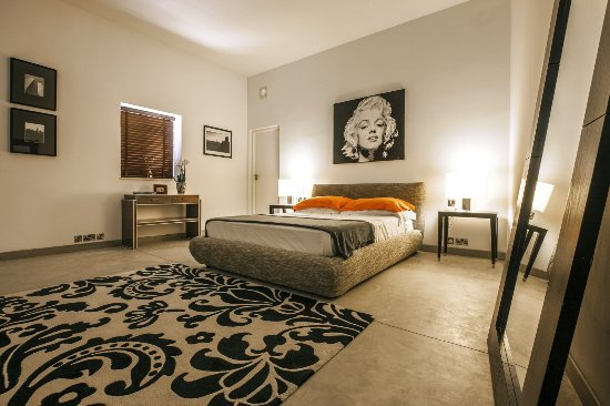 Munxar, Malta: The loft - our swanky new york style suite