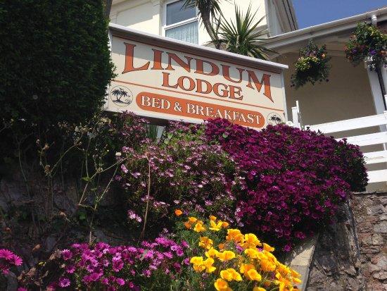 Lindum Lodge: Signage