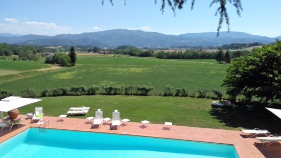 Виккьо, Италия: Swimming Pool