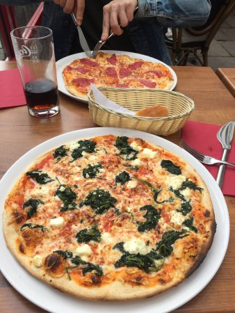 pizzeria little italy hamburg omd men om restauranger tripadvisor. Black Bedroom Furniture Sets. Home Design Ideas