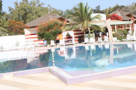 Saly hotel les amaryllis 0 for Les amaryllis