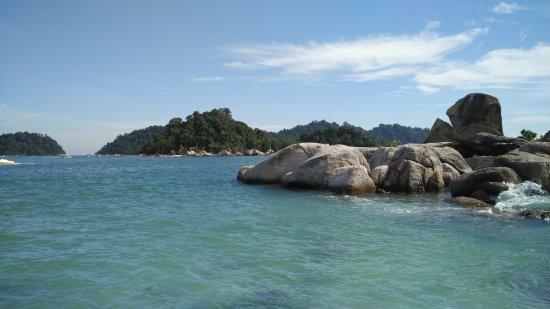 Coral Beach: Coral paradise