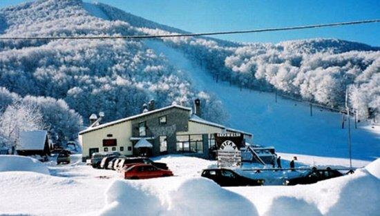 Χιονοδρομικό Κέντρο Βίγλας - Πισοδερίου