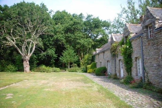 Herbignac, Prancis: La façade de la maison
