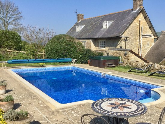 Elworth Farmhouse Cottage Abbotsbury England Omd Men Tripadvisor