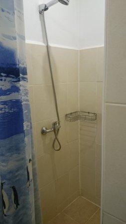 Lena: угол и душ