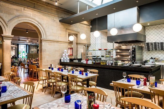 Pizza Express Ilkley Menu Prices Restaurant Reviews