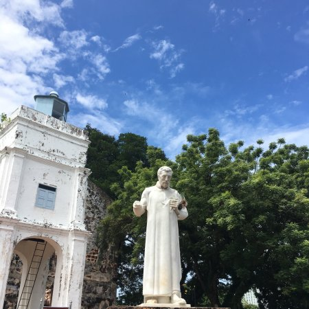 St. Paul's Hill & Church (Bukit St. Paul): photo0.jpg