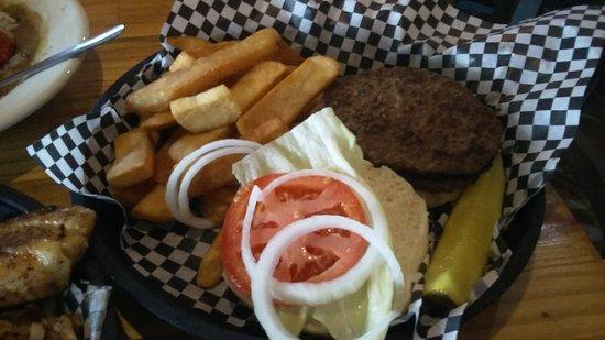 Port Canaveral, FL: Baja Burger