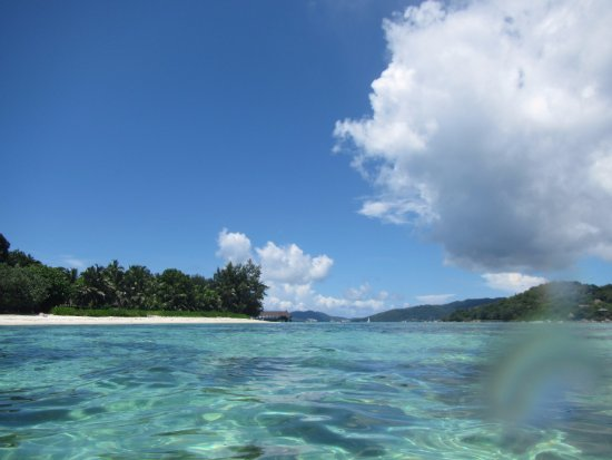 Praslin Island, Seychelles: Anse La Farine