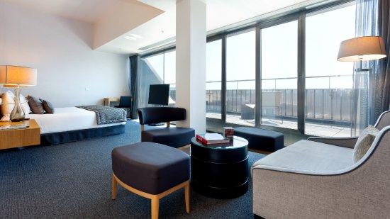 Hotel Royal Passeig de Gracia: ROYAL DELUXE TERRACE