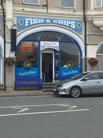 The Mermaid Fish Bar
