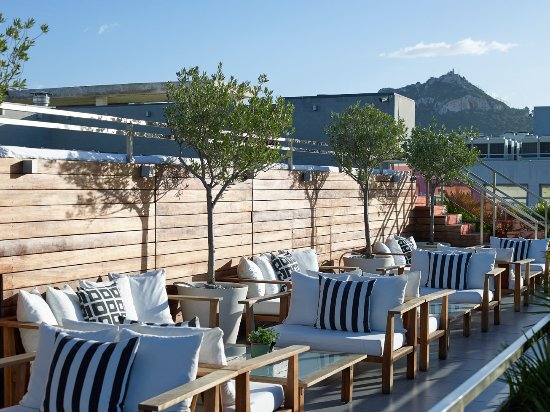 Balcony - Picture of Fresh Hotel, Athens - Tripadvisor