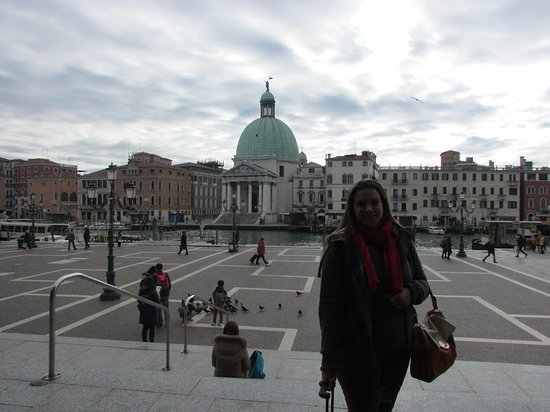 Esta 231 227 O Santa L 250 Cia Veneza Picture Of Hotel Olimpia