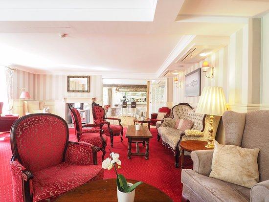 Millstream Hotel & Restaurant: Lounge