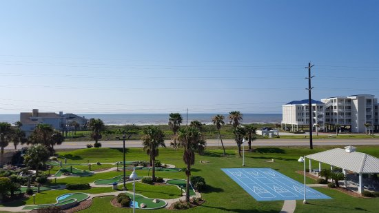 Galveston Seaside Resort Picture Of Holiday Inn Club