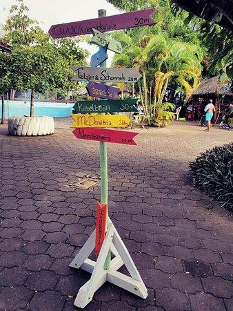 Paramaribo, Suriname: Skelterbaan Stg. Fun Karting Suriname