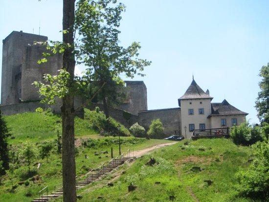 Státní Hrad Landštejn: Castle Landstejn