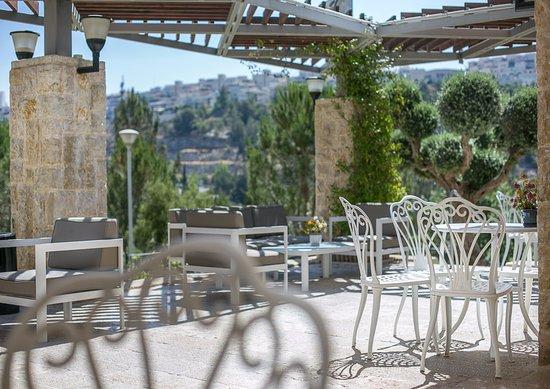 Hotel Yehuda : Patio