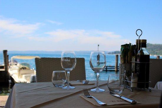 Tavoli Da Giardino Happy Casa : Bestes risotto am gardasee el refol garda reisebewertungen